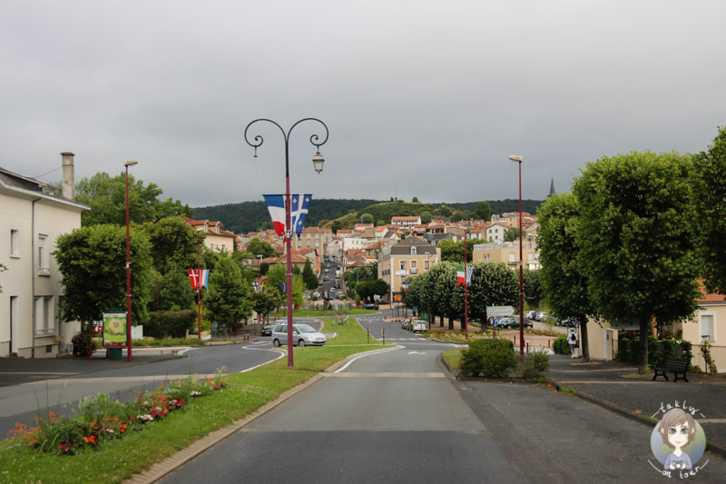 Châtel-Guyon, Auvergne, Frankreich
