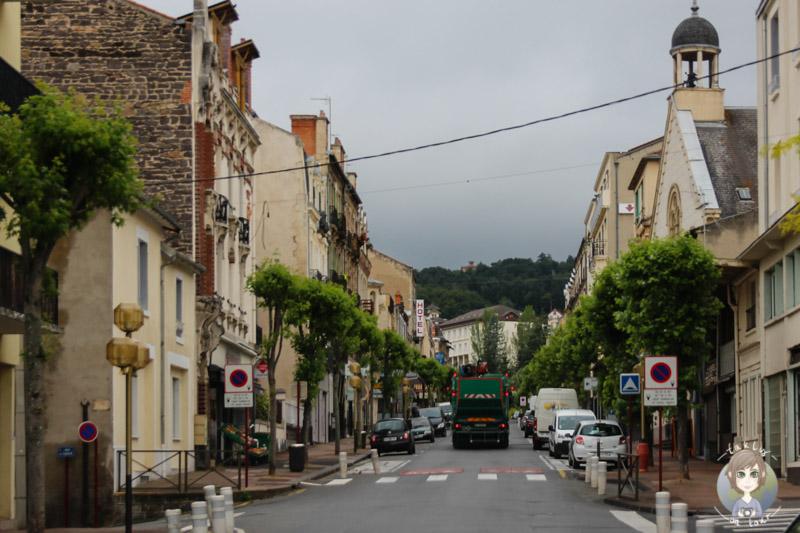 Châtel-Guyon, Frankreich