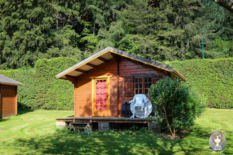 Chalet, Camping Sunêlia La Ribeyre