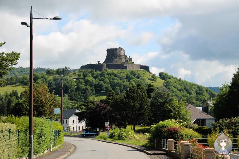 Château de Murol, Auvergne