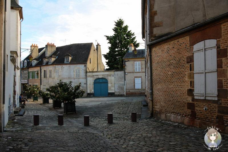 Die wunderschöne Altstadt von Moulins