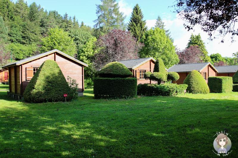 Eine schöne Anlage, die Campsite Sunêlia La Ribeyre, Murol, Auvergne