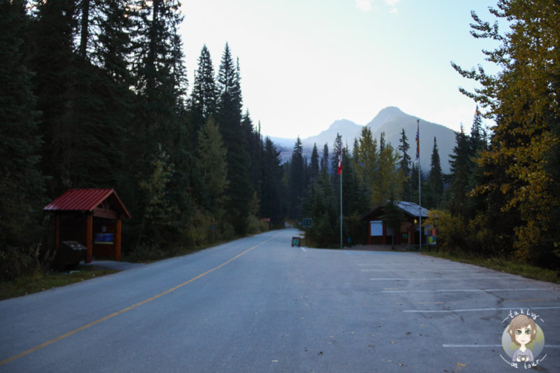 Illecillewaet Campground, Glacier Nationalpark, Canada