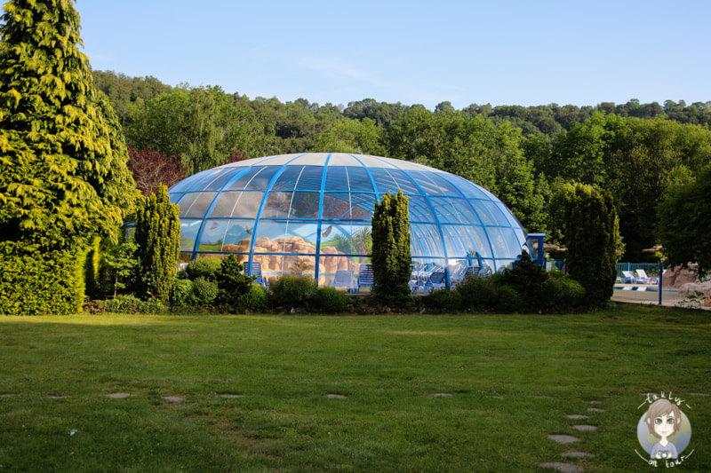 Indoorpool - Camping Sunêlia La Ribeyre
