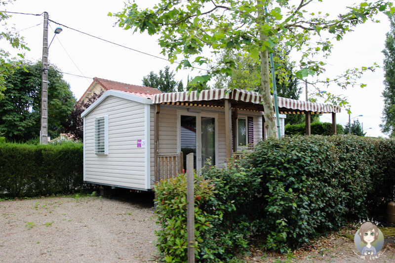 Mobil Home, Camping Beau Rivage