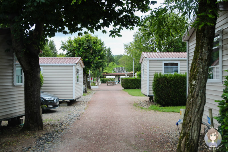 Mobil Homes, Camping Beau Rivage, Bellerive-sur-Allier