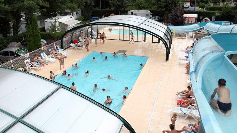 Schwimmbad Camping Beau Rivage, Bellerive-sur-Allier - copyright-BeauRivage (2)