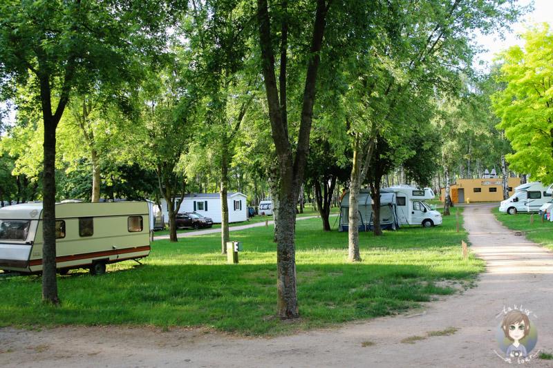Stellplätze Camping Le Ranch des Volcans