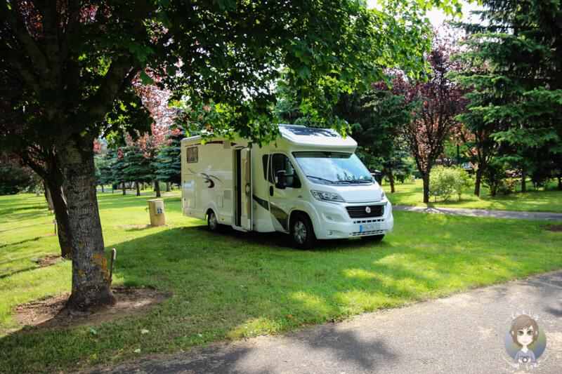 Stellplatz für Wohnmobile Camping Sunêlia La Ribeyre