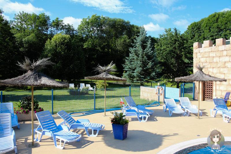 Zeit zum Entspannen auf dem Camping Sunêlia La Ribeyre