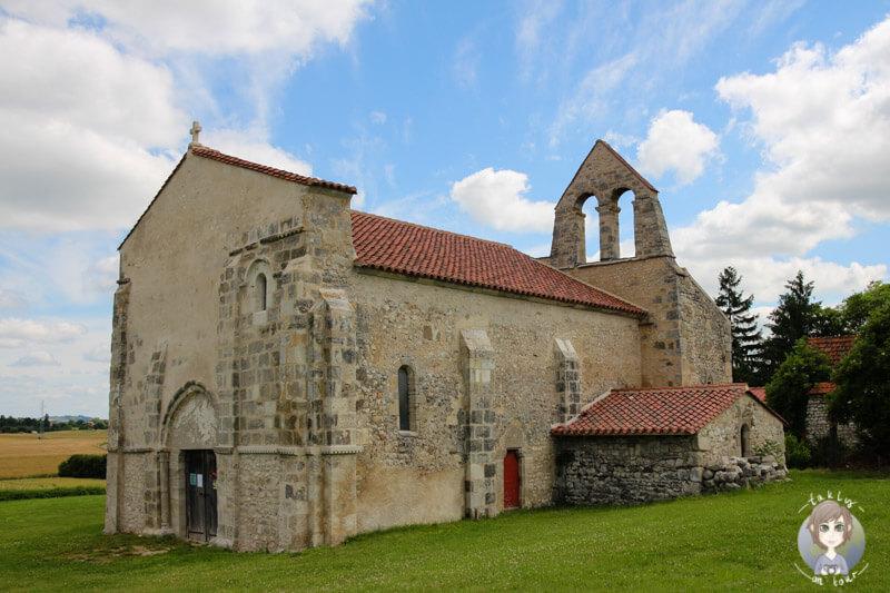 Eglise Saint-André de Taxat-Senat, Frankreich