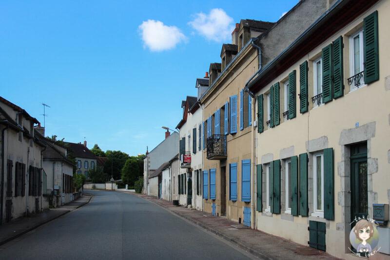 Kleine Ortschaften in der Auvergne