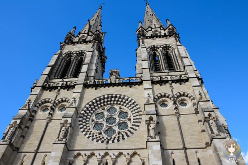 Kathedrale von Moulins, Frankreich
