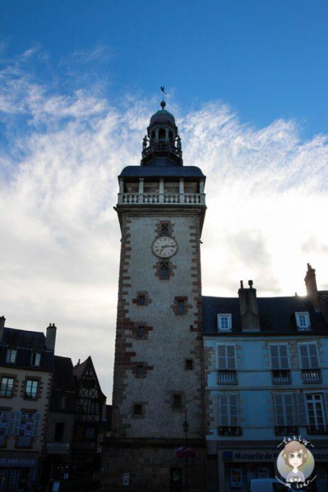 Tour Jacquemart am Place de l'Hôtel de Ville, Moulins