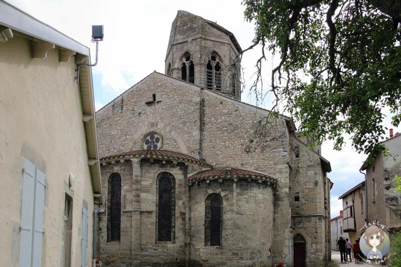 Eglise St. Jean-Baptiste Charroux