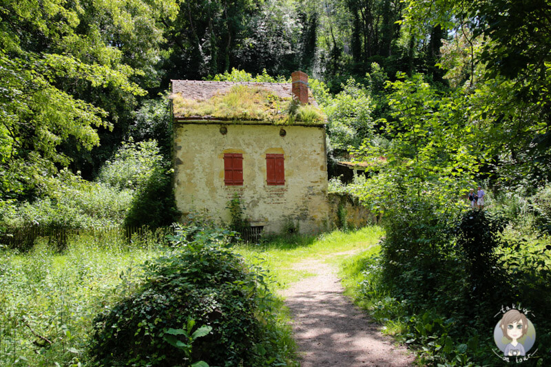 Moulin, Gorges de la Bouble, Chantelle