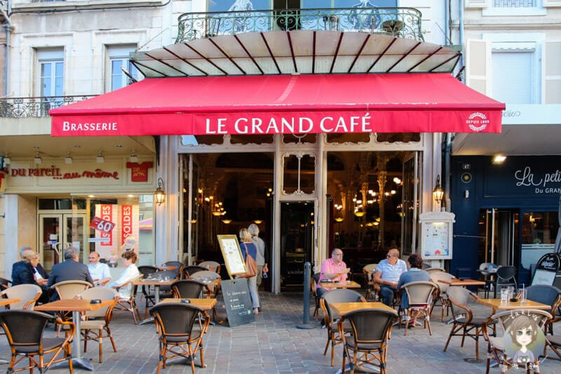 Grand Cafe in Moulins