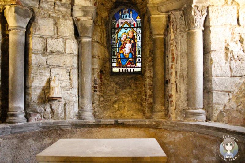 Ein Blick hinter die Kulissen der Klosterkirche