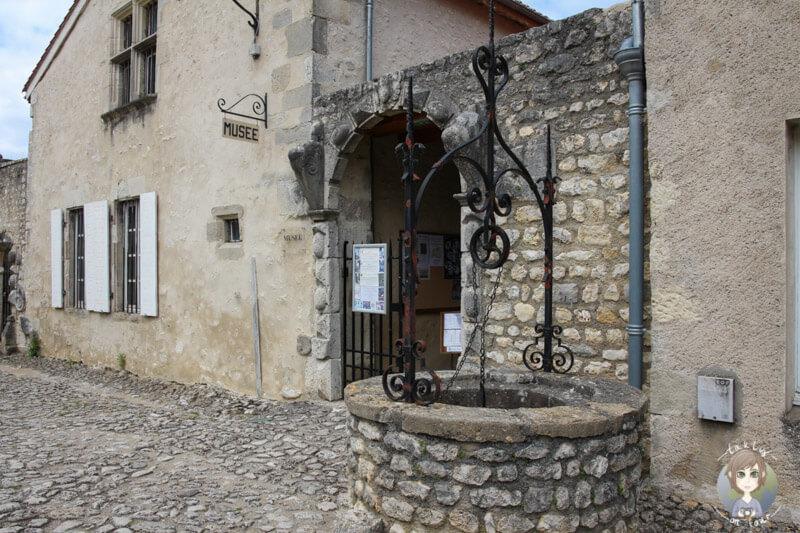 Stadtmuseum von Charroux