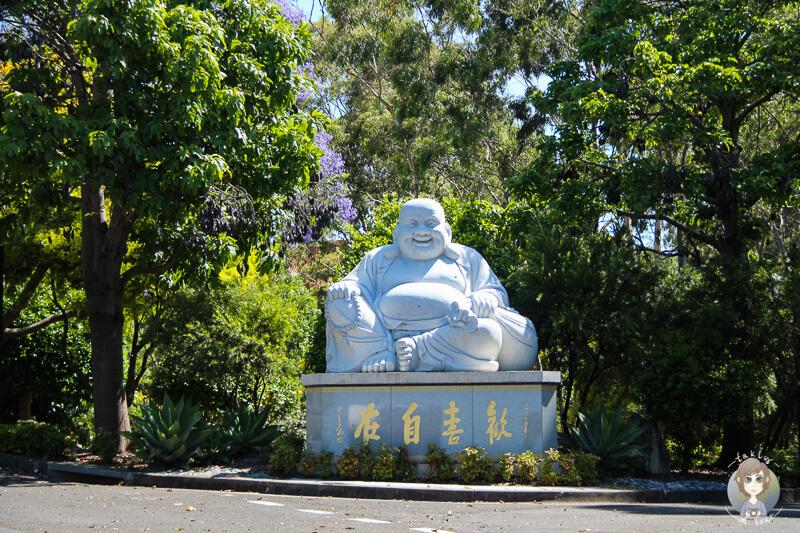 Buddha am Nan Tien Temple, NSW