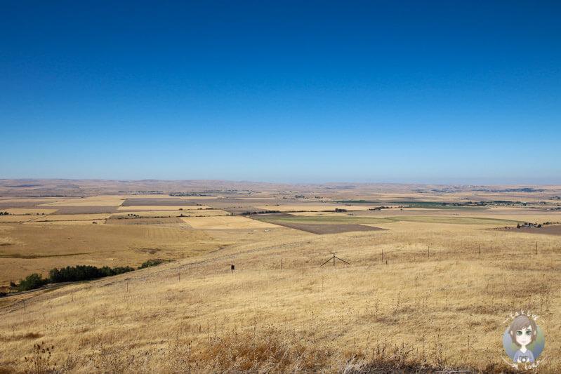 Viewpoint in Idaho, USA