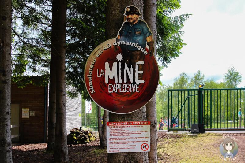 La Mine Explosive, Volcan de Lemptegy