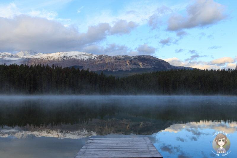 Leach Lake im Jasper National Park