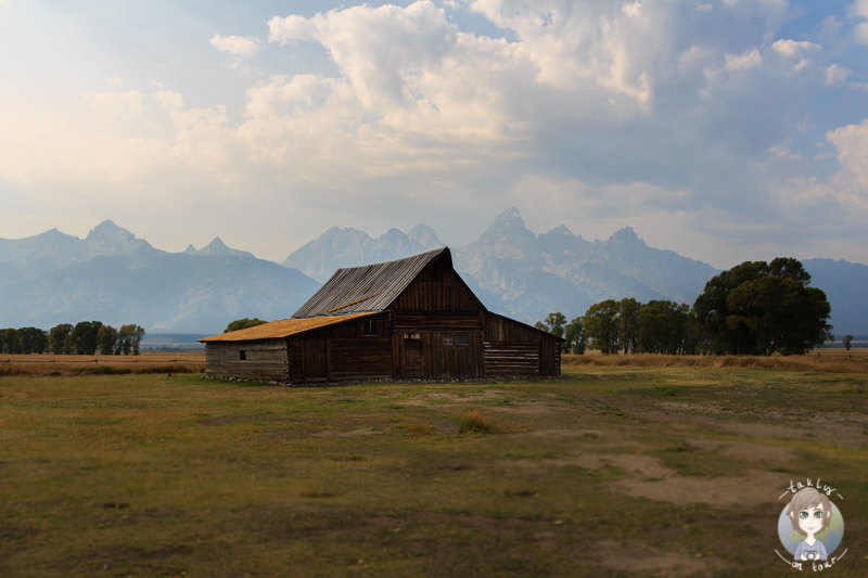 Moulton Ranch, near Grand Teton National Park, Wyoming