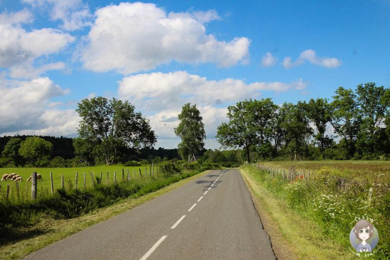 Roadtrip durch die Auvergne, eine Region in Zentralfrankreich