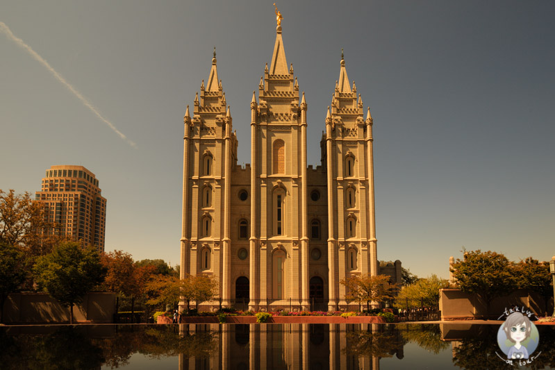 Mormonentempel Salt Lake City