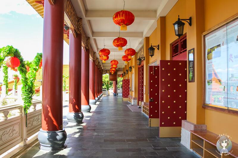 Schöner Nan Tien Temple in New South Wales