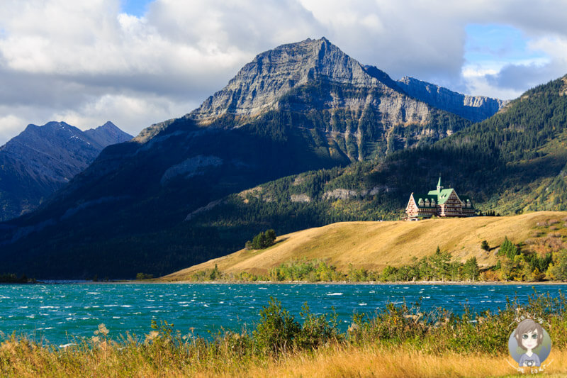 Prince of Wales Hotel Waterton Lakes National Park