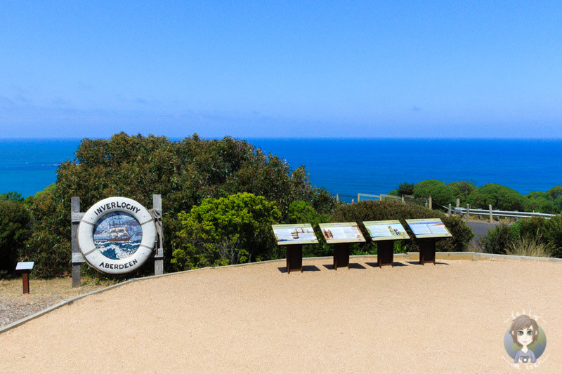 Am Anglesea Scenic Lookout