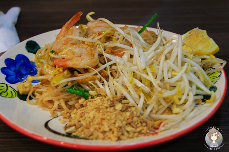 Chinesisches Essen im Chinatown in Melbourne