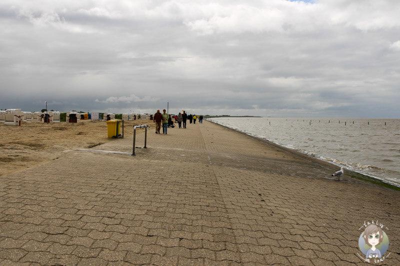 Der Strand in Norddeich