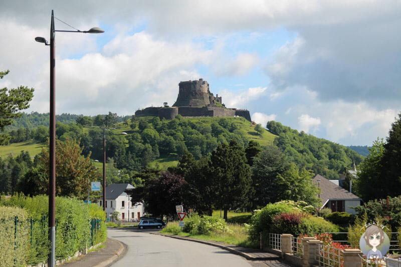 Burg in Murol, Auvergne