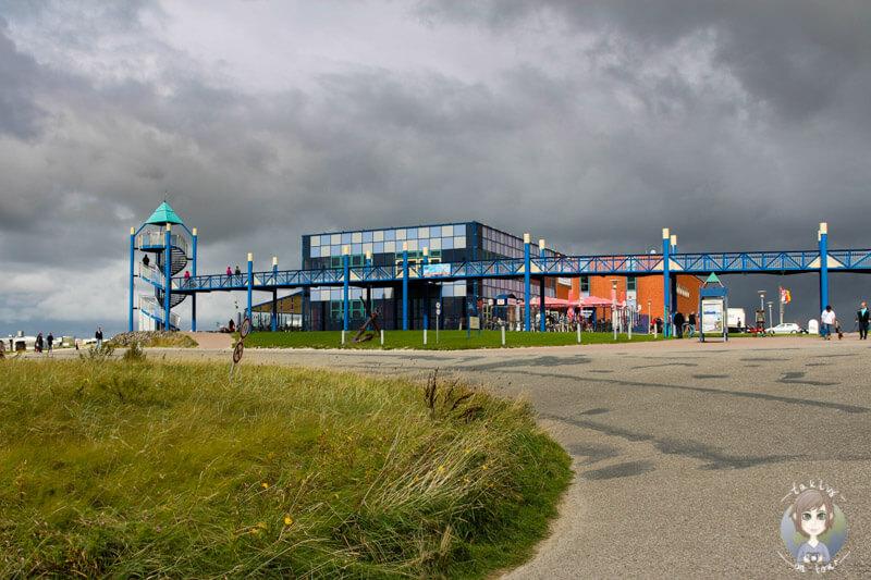 Verpflegungsort an der Nordsee in Norddeich