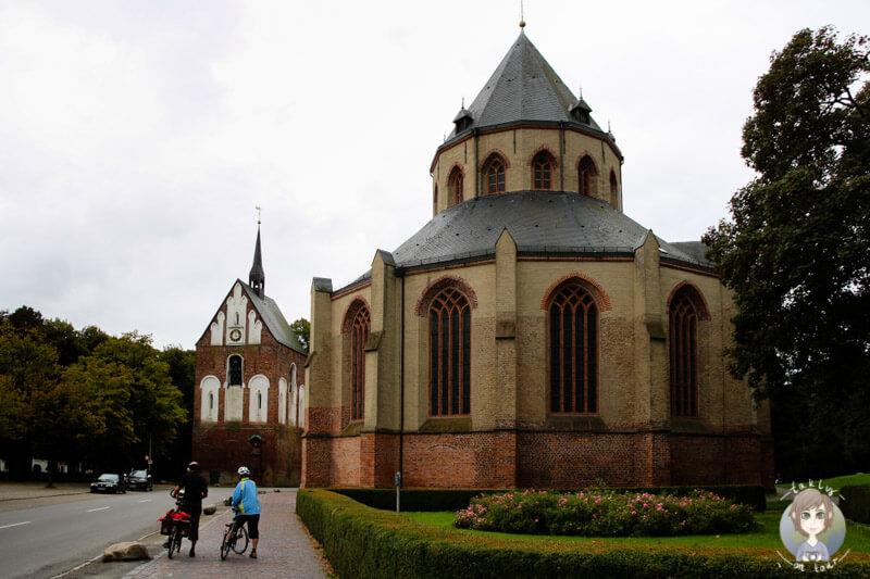 Die Ludgeri Kirche in Norden, Deutschland