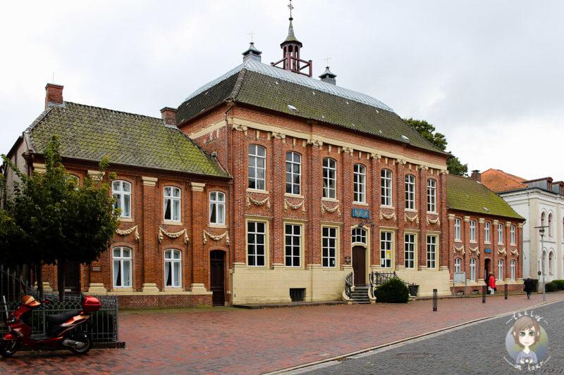 Schöne Architektur in Norden, Ostfriesland