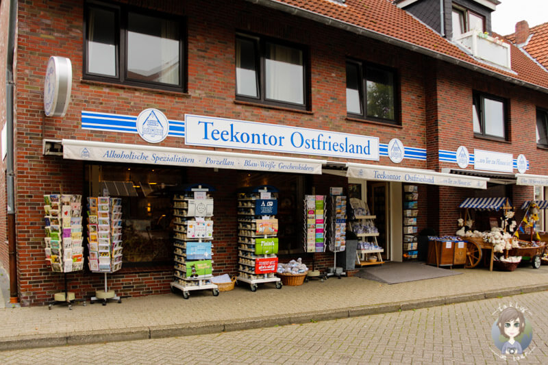 zu Besuch in Ostfriesland