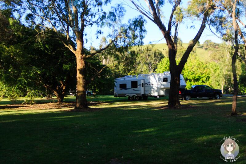 Camping in Toora