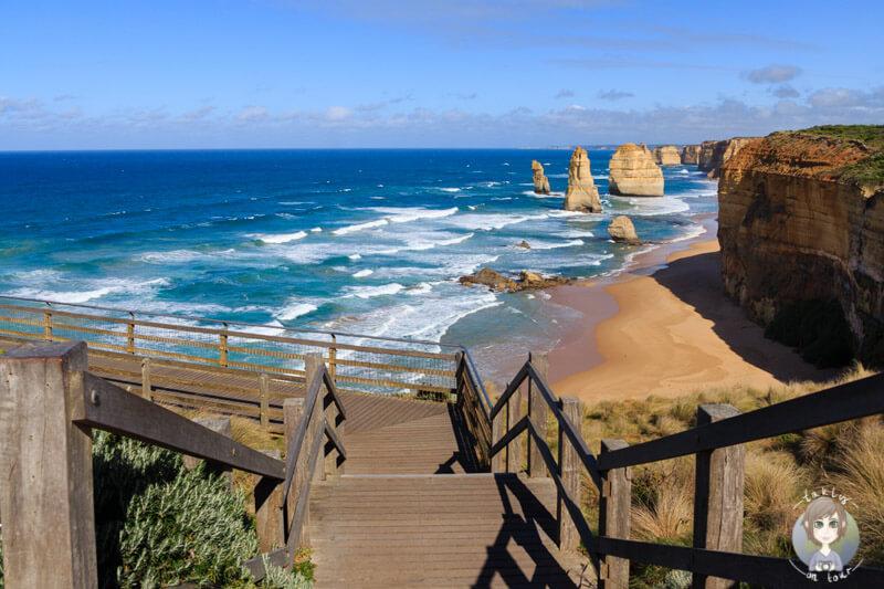 Erster Aussichtspunkt auf die 12 Apostel, Australien