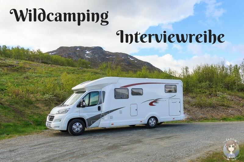 Ein Wohnmobil in Norwegen Wildcamping Erfahrungen