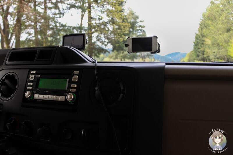 Mit dem Iphone einen Roadtrip filmen