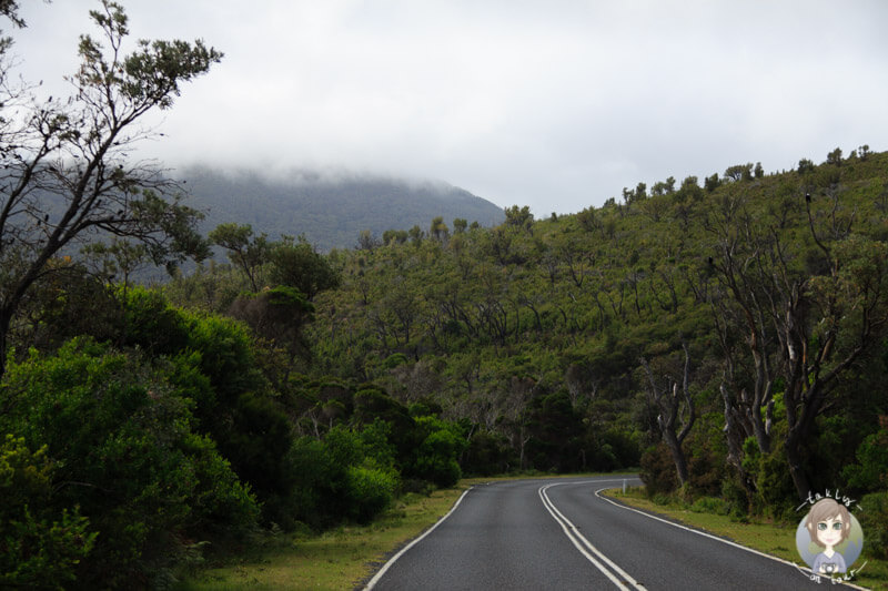 Landschaft im Wilsons Promontory Nationalpark, Victoria, Australien
