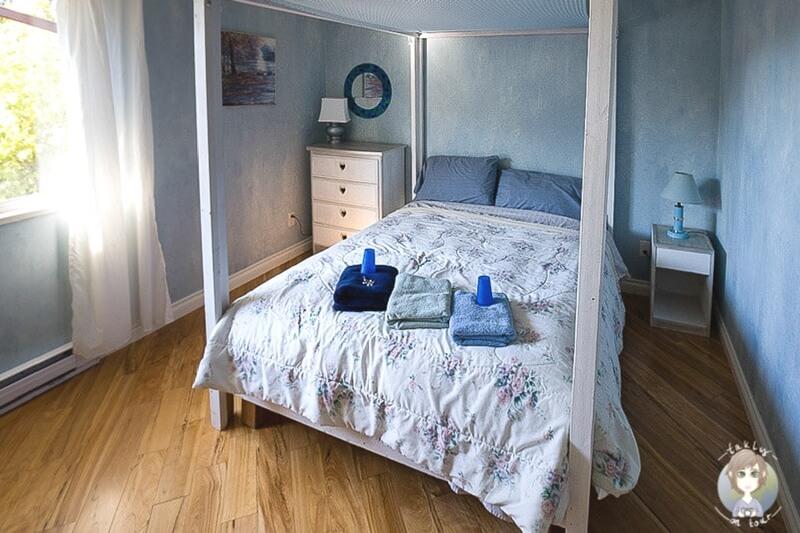 Ein Zimmer gemietet ueber Airbnb was ist das