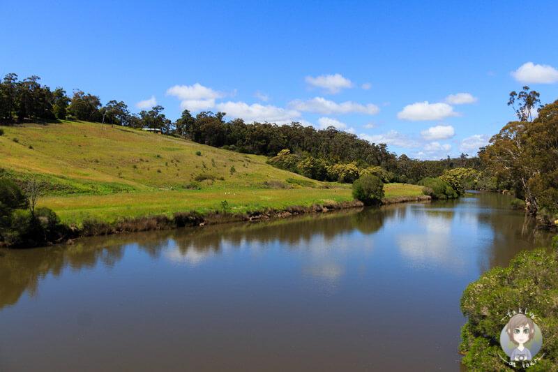 Auf dem Weg durch NSW, Australien
