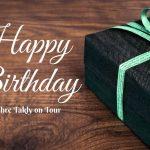 Happy Birthday • Die dritte Kerze brennt