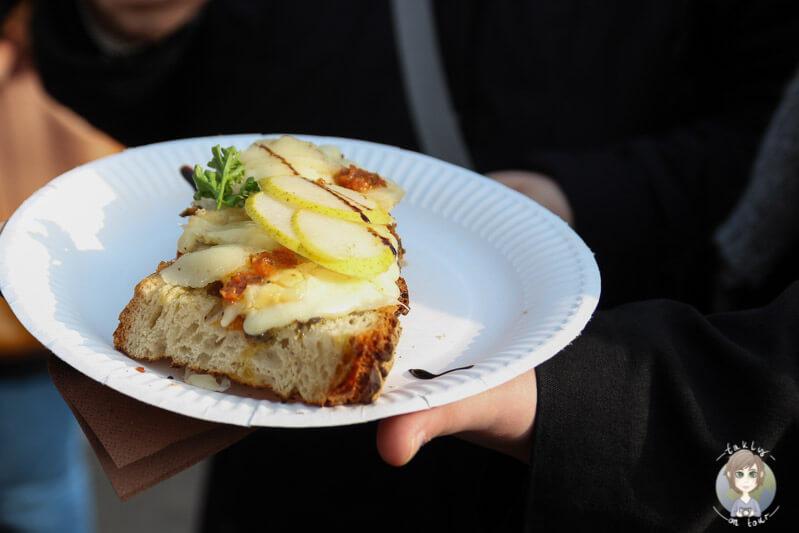 Italienische Köstlichkeiten auf dem Kölner Street Food Festival
