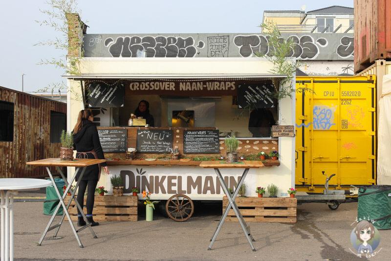 Naan Wraps auf dem Street Food Festival in Köln